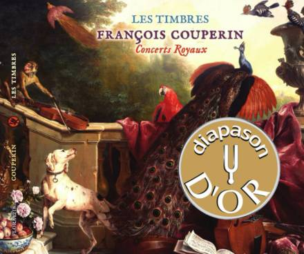 François Couperin • Concerts Royaux