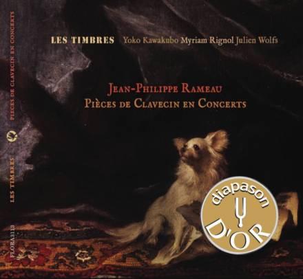 Jean-Philippe Rameau • Pièces de Clavecin en Concerts